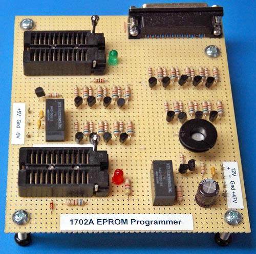 1702A PROM Programmer 500