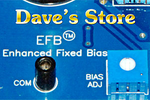 Daves store mini-banner low