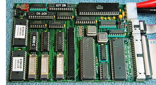 SBC6120 board completed low