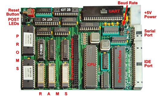 SBC6120 board low